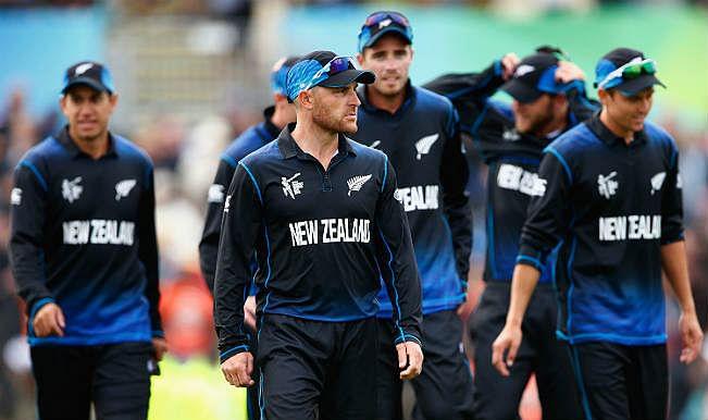 न्यूजीलैंड : (छह बार सेमीफाइनल)