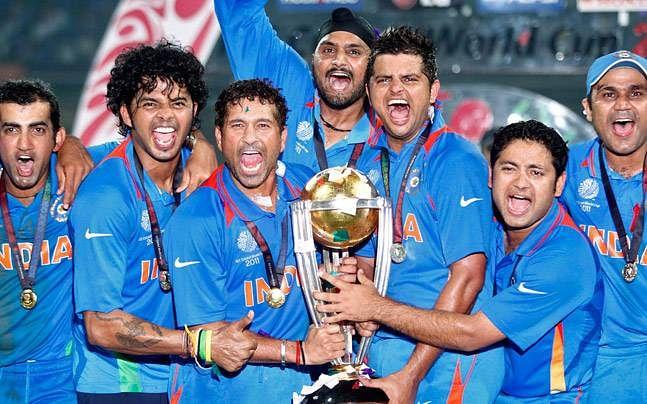 भारत : (दो बार की चैम्पियन)