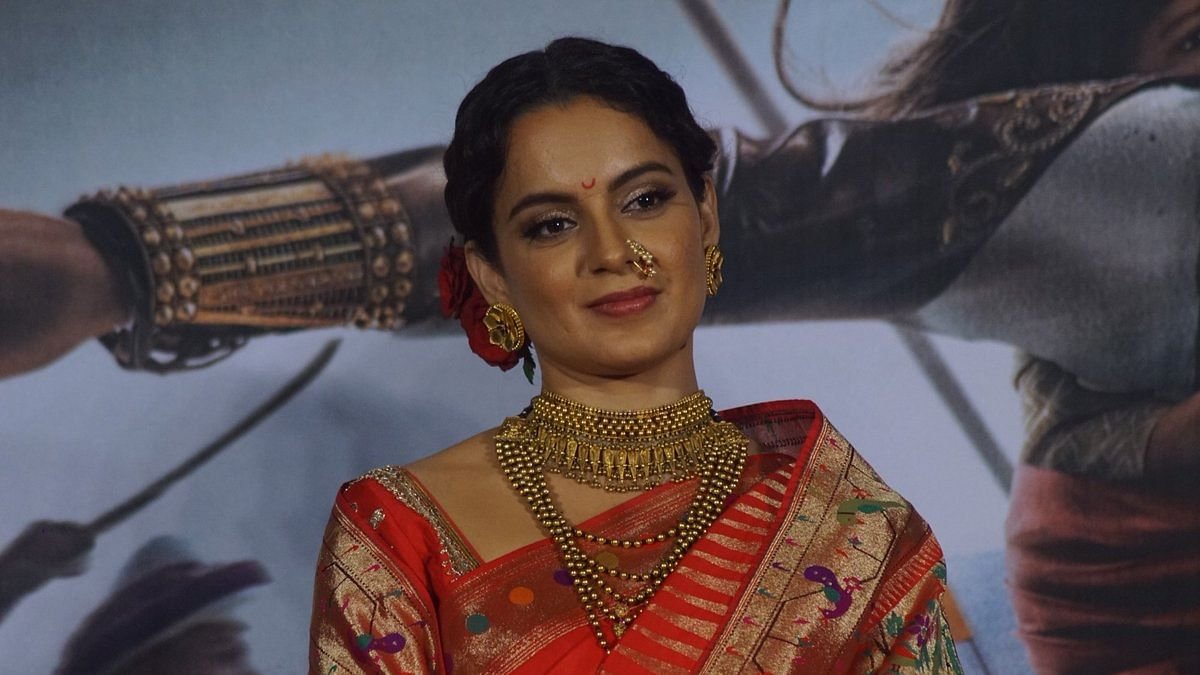 Actress Kangana Ranaut is making a biopic film