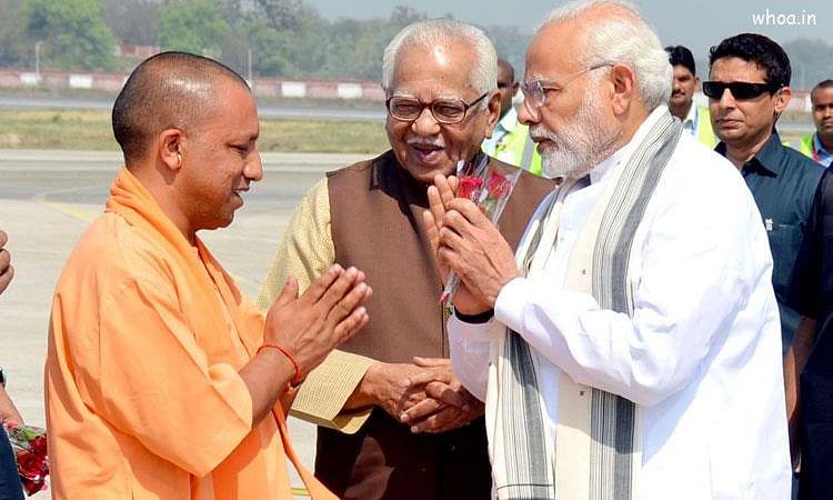 PM Modi की हुई छुट्टी,'भारत के मन की बात' सुना लुभाएंगे योगी