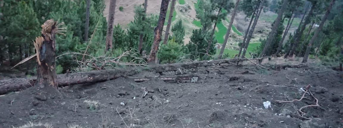 IAF Air Strikes in POK