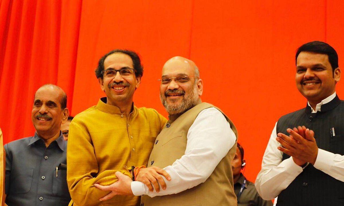 लोकसभा चुनाव 2019: शिवसेना और बीजेपी का साथ आना मजबूरी या मजबूती !