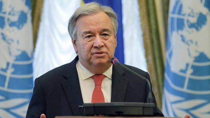 UN महासचिव एंतोनियो गुतारेस