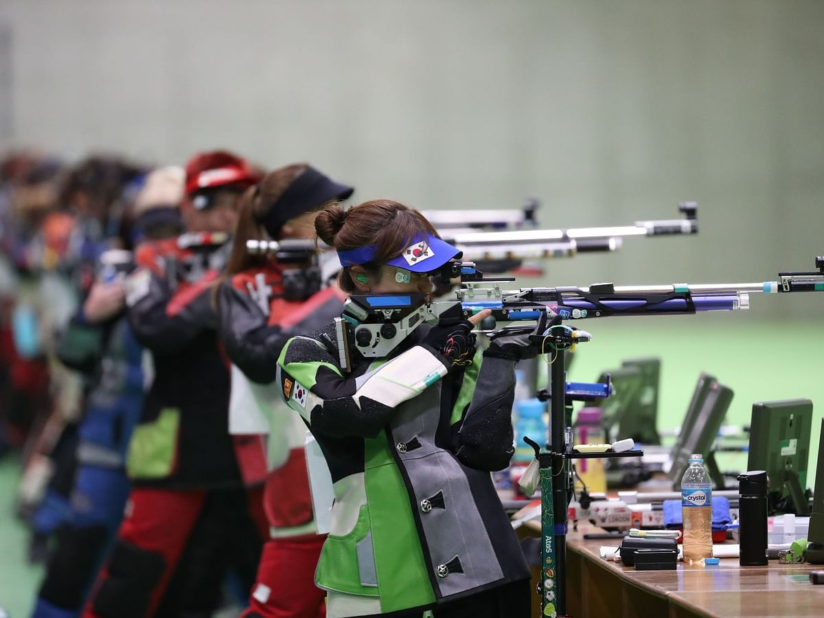 20 फ़रवरी से भारत में शूटिंग वर्ल्ड कप शुरू