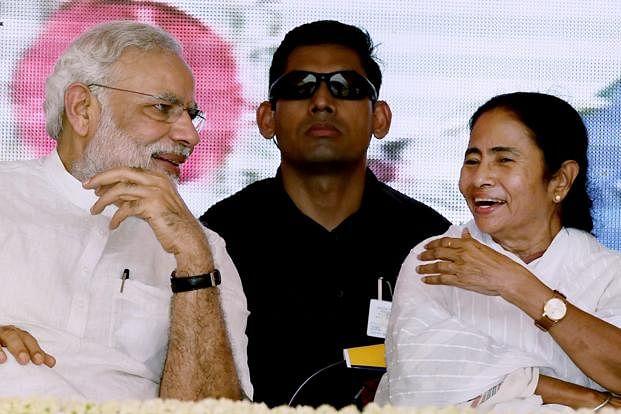 ममता बनर्जी PM Modi
