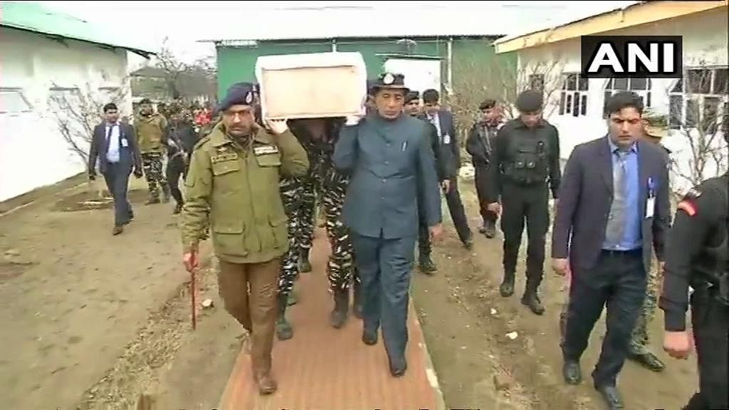 Rajnath singh on Pulwama Terror Attack