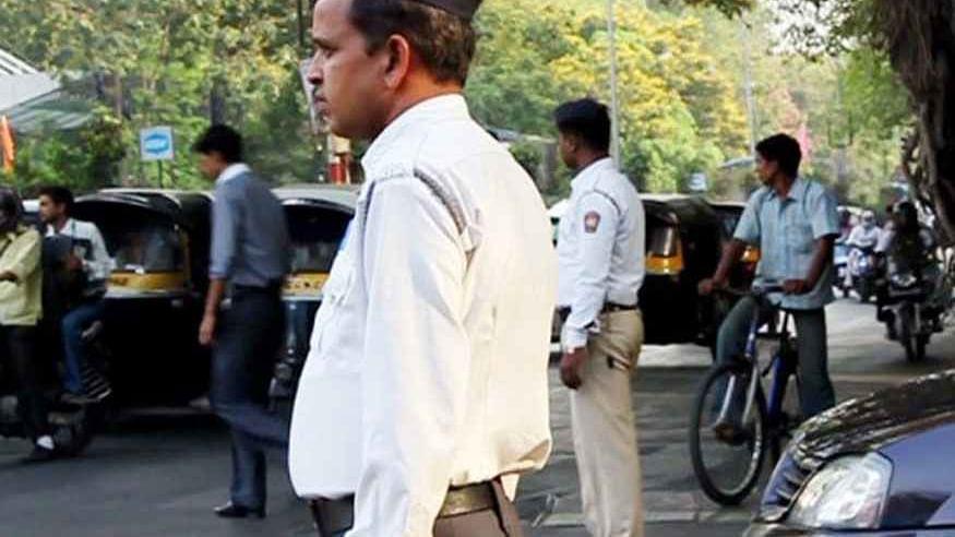महाराष्ट्र ट्रैफिक पुलिस ने ई-चालान सिस्टम का पहला चरण शुरू किया!