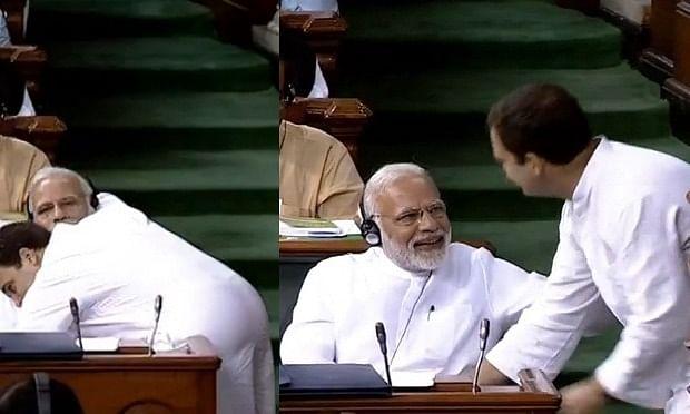 Hug Day Special Video: किस बात के लिए राहुल गांधी, PM Modi, BJP और RSS को कर रहे हैं धन्यवाद