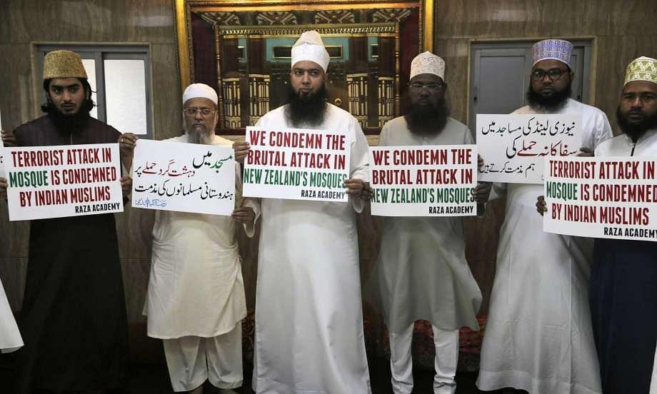 न्यूजीलैंड मस्जिद हमले के बाद पाकिस्तानियों ने लगाया भारत पर कश्मीरों की हत्या का आरोप