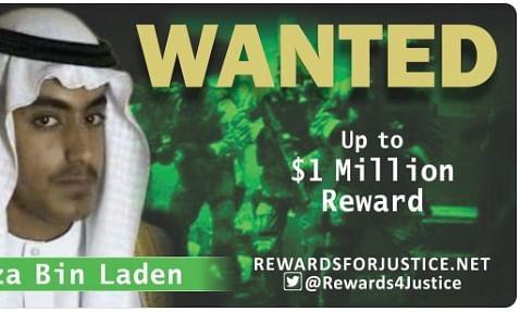 अमेरिका के ऊपर खतरे की घंटी, लादेन का पता बताने वाले को 7 करोड़ का इनाम