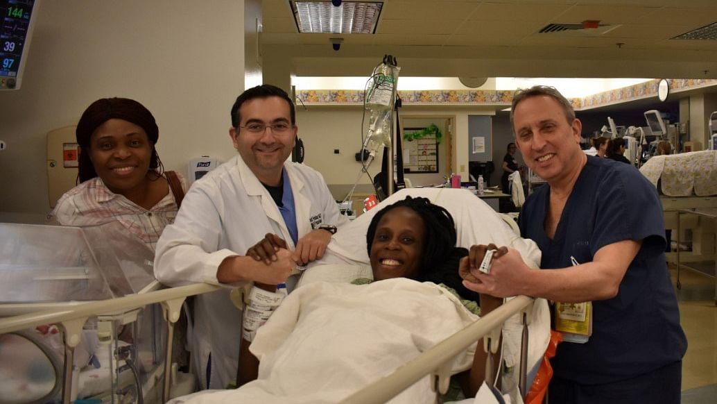 महज 9 मिनट में महिला ने दिया 6 बच्चों को जन्म, डॉक्टर भी रह गए हैरान