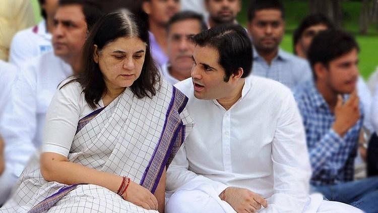 मेनका गांधी सुल्तानपुर से चुनाव लड़ने वाली हैं।
