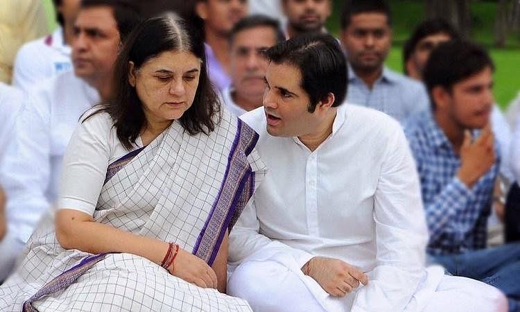 गांधी परिवार की छोटी बहू मेनका गांधी आखिर क्यों हो गईं एंटी कांग्रेस ?