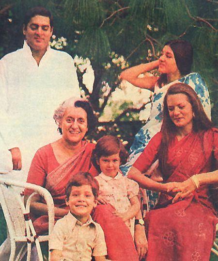 गांधी परिवार
