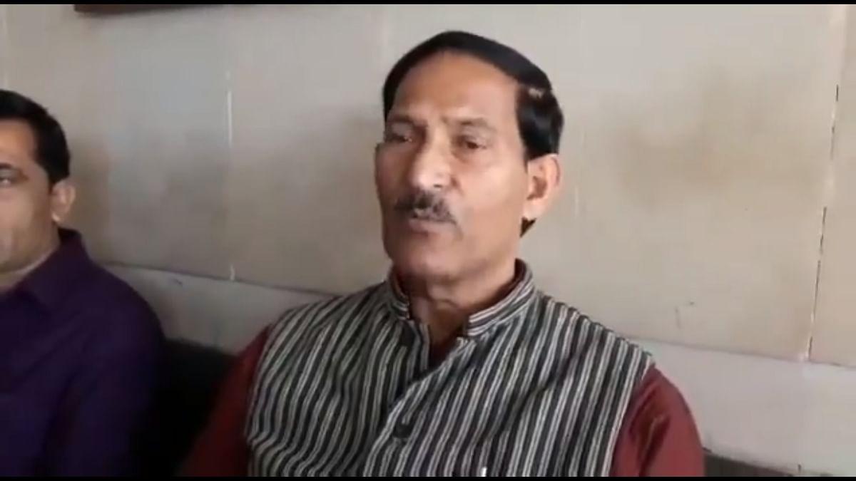 बिहार कांग्रेस समिति के प्रवक्ता विनोद शर्मा