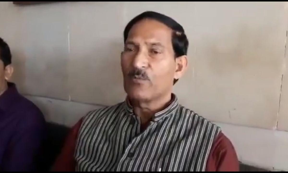 बिहार कांग्रेस प्रवक्ता ने पार्टी से दिया इस्तीफा  - कहा अब कांग्रेसी होने पर शर्म आती है