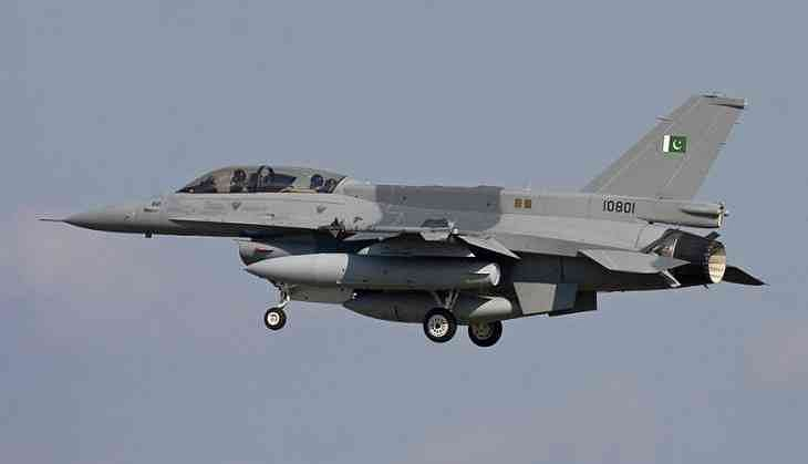 F16 fighter Aircraft