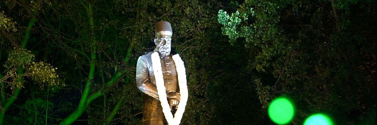 भारतीय औद्योगिक क्रांति के जनक का जन्मदिन मना रहा है जमशेदपुर...!