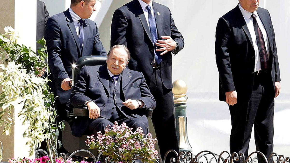 राष्ट्रपतिअब्देलअजीज बुतेफ्लिका