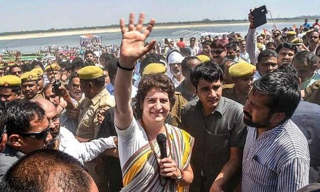 वाराणसी से प्रियंका गांधी का चुनाव न लड़ना रणनीति या मजबूरी ?