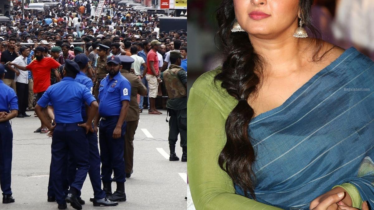 श्रीलंका विस्फोट
