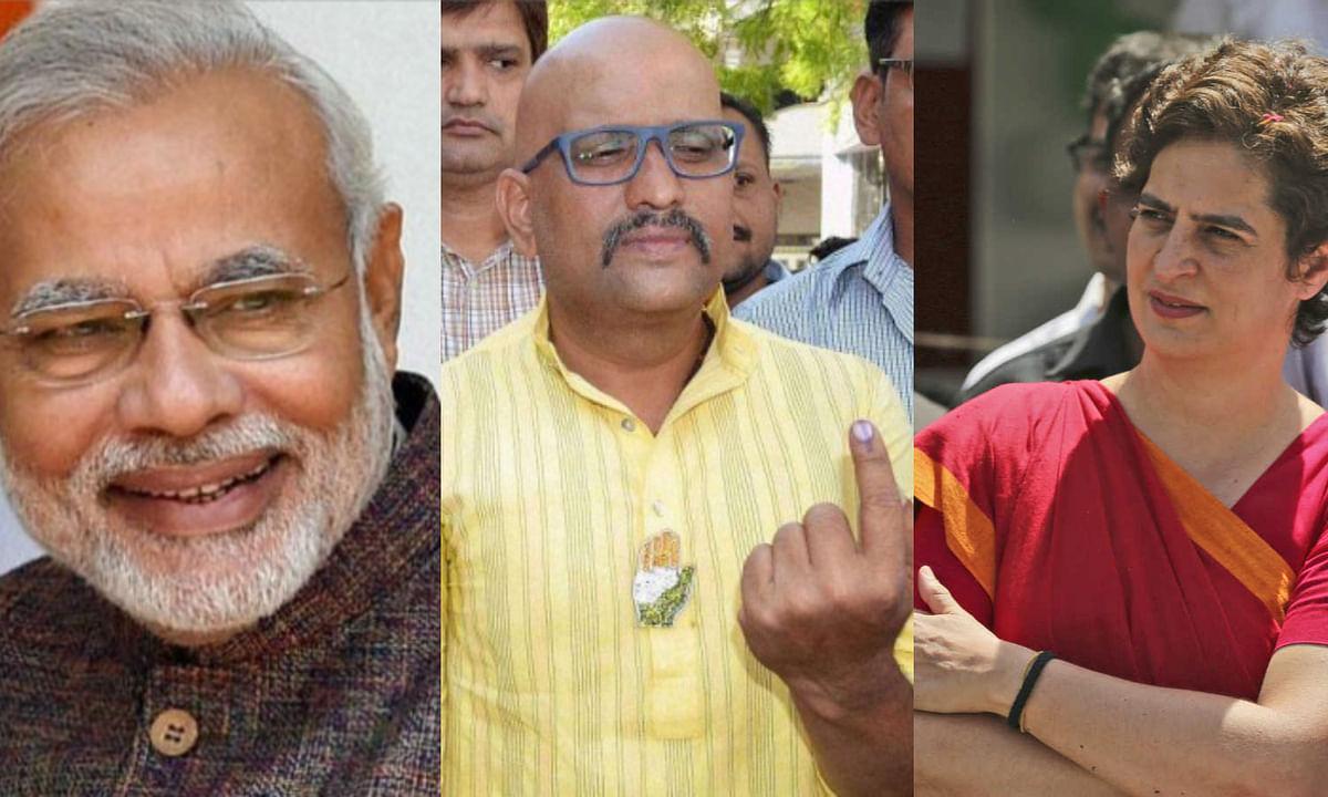 मोदी पर कांग्रेस ने लगाया तीन नंबर का दांव, 2014 में भी मोदी से हारे थे कांग्रेस उम्मीदवार
