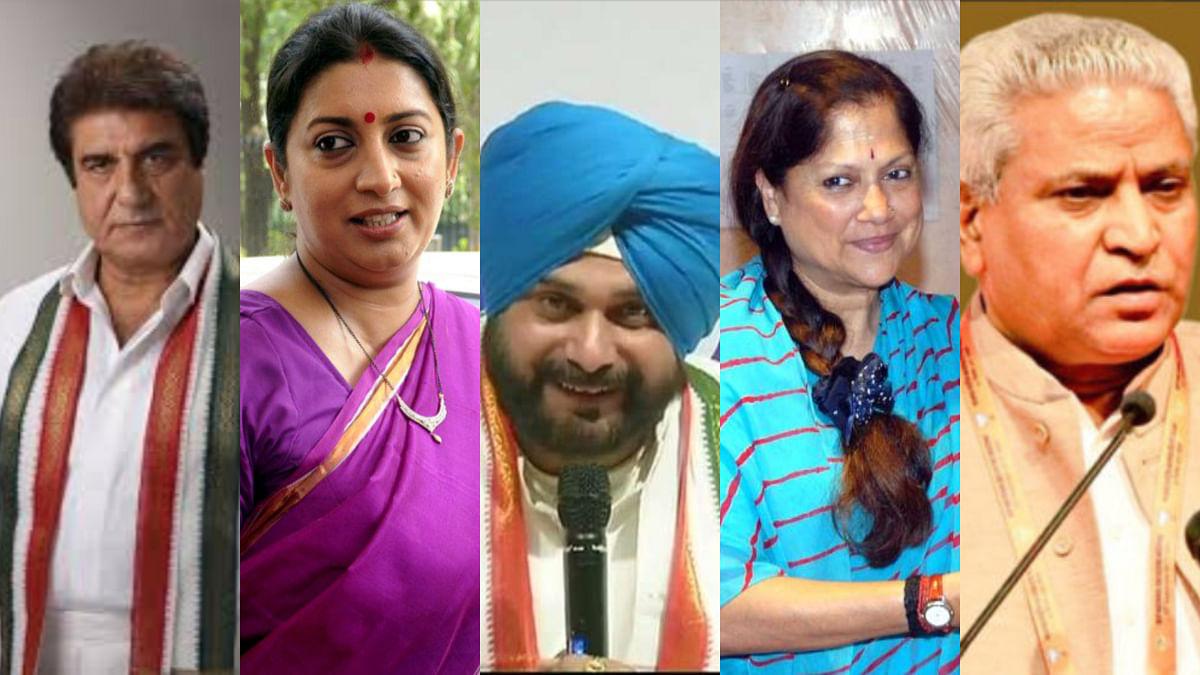 एमपी में कांग्रेस और बीजेपी के स्टार चेहरे