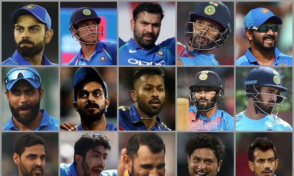 टीम इंडिया के चीफ सलेक्टर ने इन 15 खिलाड़ियों को ही वर्ल्ड कप 2019 के लिए क्यों चुना ?