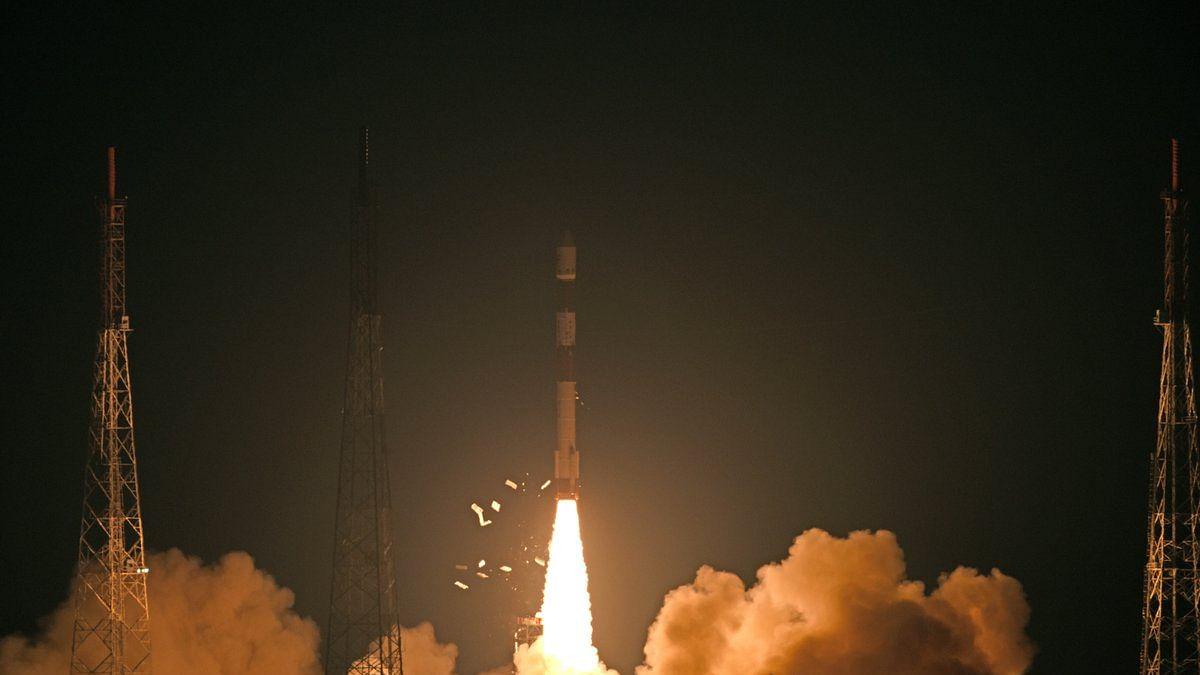 सैटेलाइट आरआईएसएटी-2बी