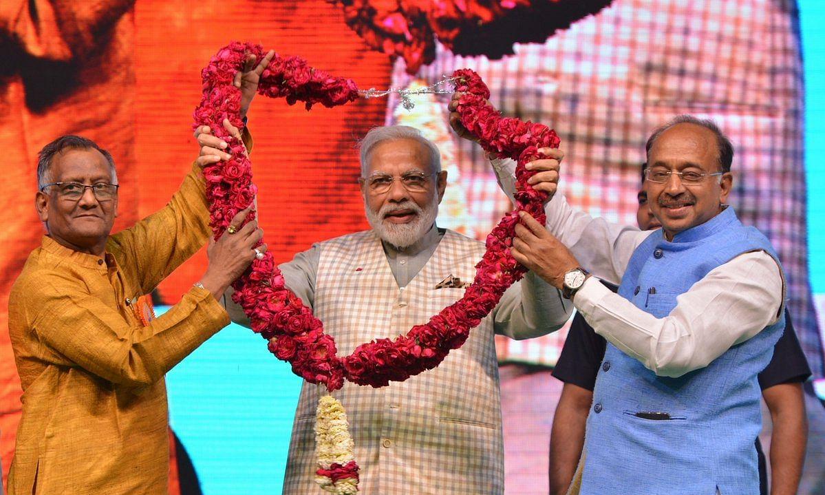 Live: लोकसभा इलेक्शन रिजल्ट - जीत के बाद प्रधानमंत्री मोदी लाइव