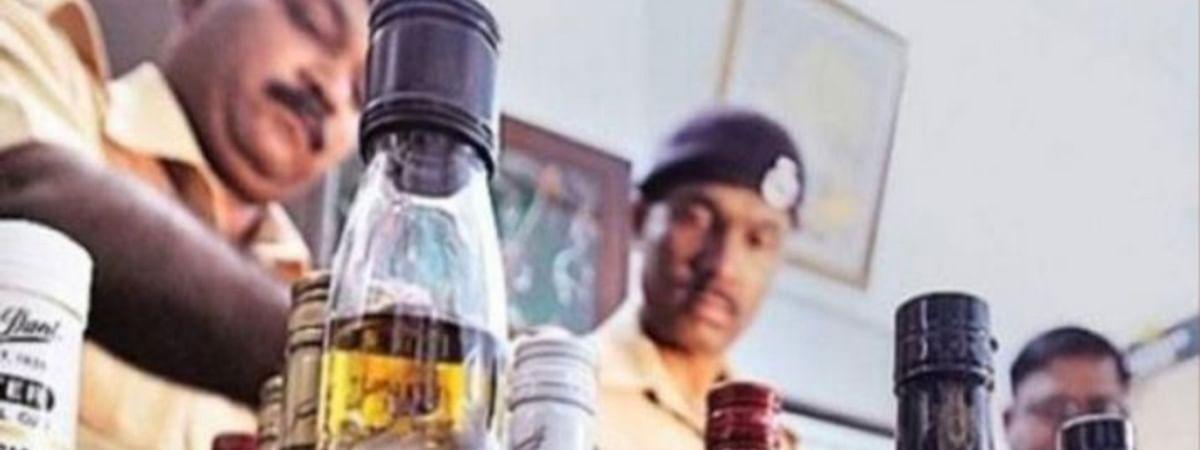जहरीली शराब पीने से हुई 5 लोगों की मौत