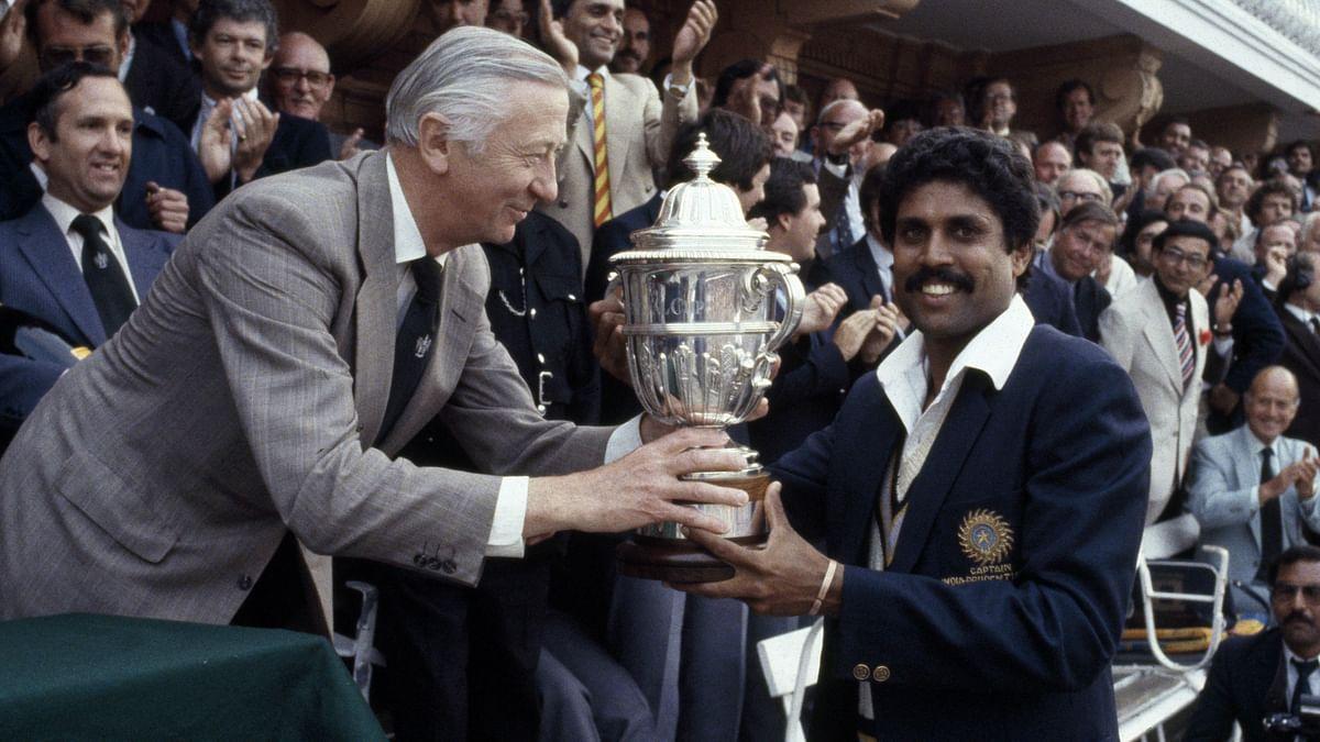 भारत ने जीता था पहला वर्ल्ड कप