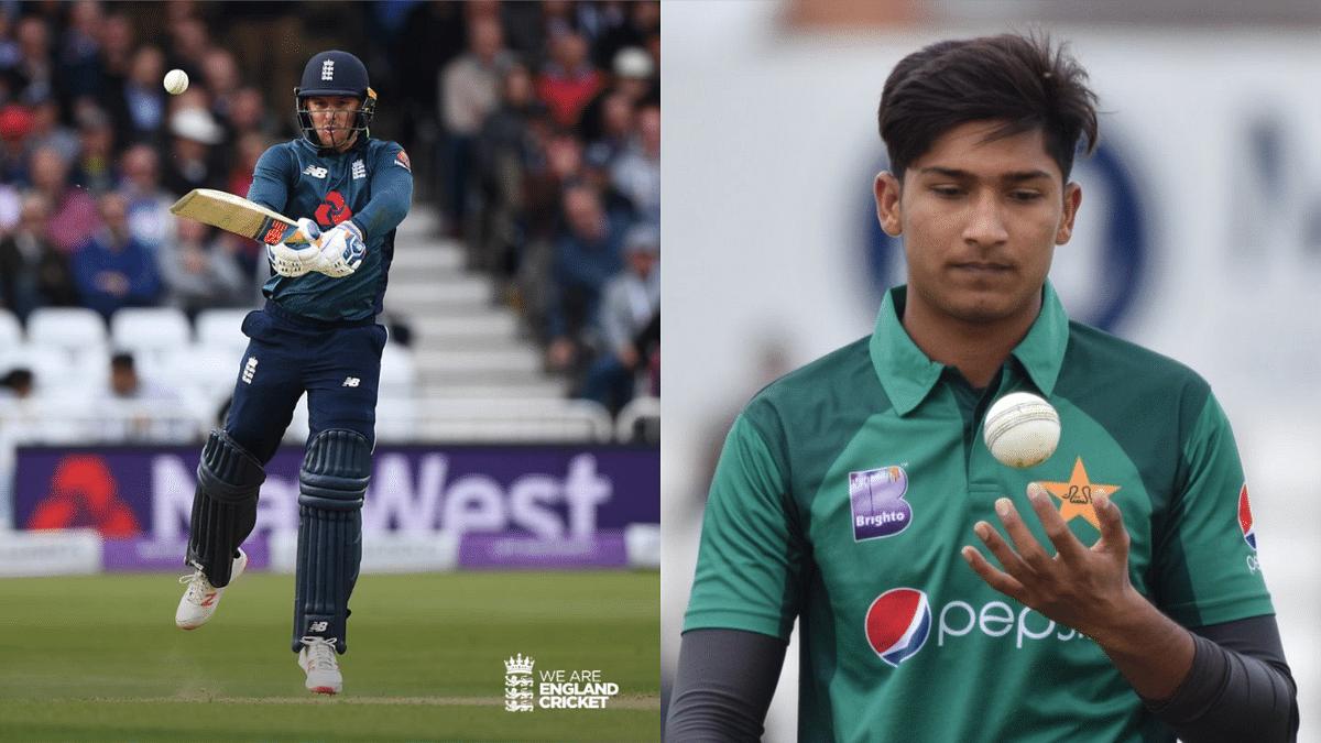 England vs Pakistan  4th  ODI