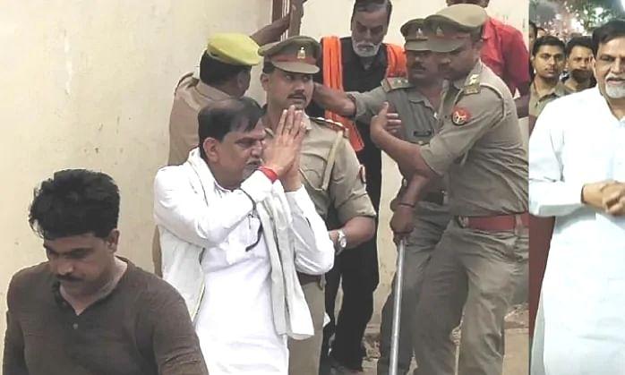 भाजपा विधायक अशोक चंदेल ने समर्पण किया, अब बुढ़ापा जेल में कटेगा !