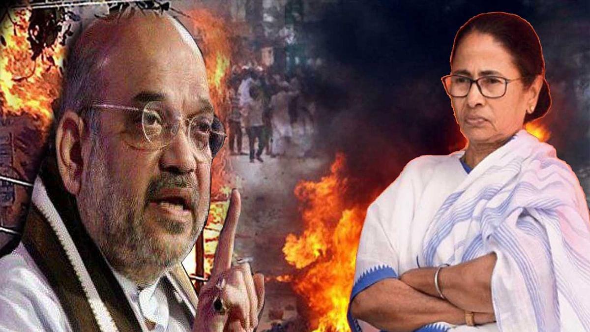 बंगाल में हिंसा का कौन है जिम्मेदार