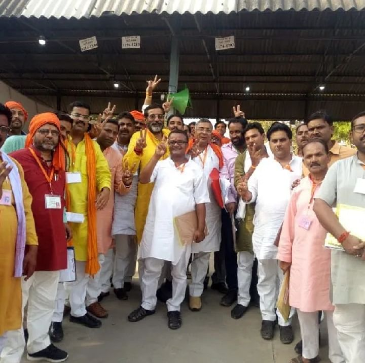 R.K. SINGH PATEL BANDA BJP