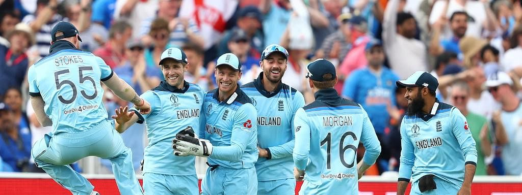 ICC World Cup 2019 India Vs England live score