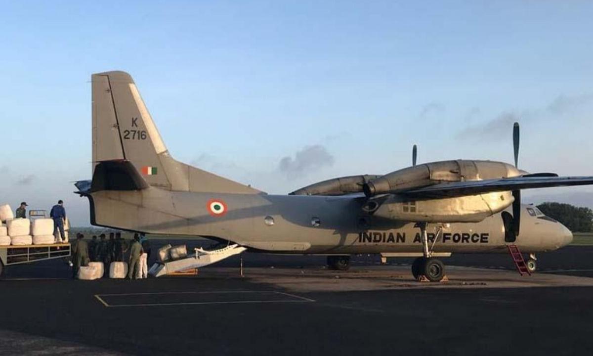 IAF को आठ दिन  बाद मिला लापता AN-32 विमान का मलबा, 13 लोग थे विमान में सवार