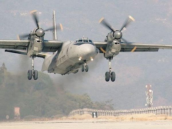 AN 32 विमान