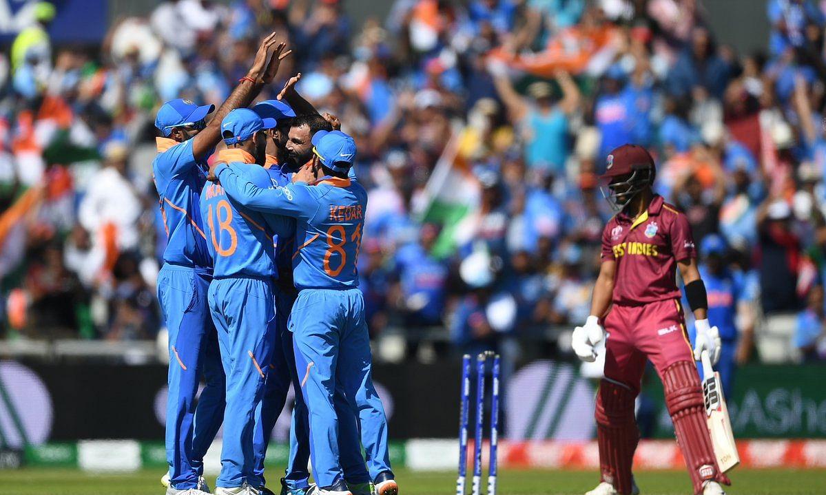 IND Vs WI: सेमीफइनल के करीब टीम इंडिया, वेस्टइंडीज को 125 रन से हराया