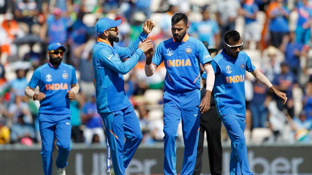 ICC World Cup 2019 IND vs AFG