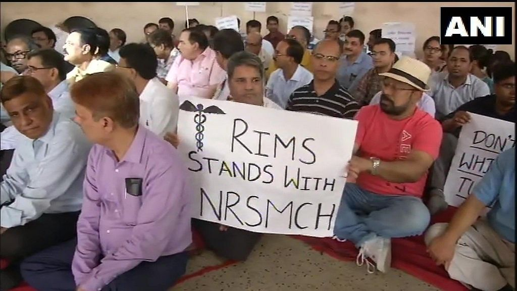 Live: हड़ताल ख़त्म कर काम पर लौटे देश भर के डॉक्टर, अस्पताल के बाहर मरीजों की लंबी लाइन