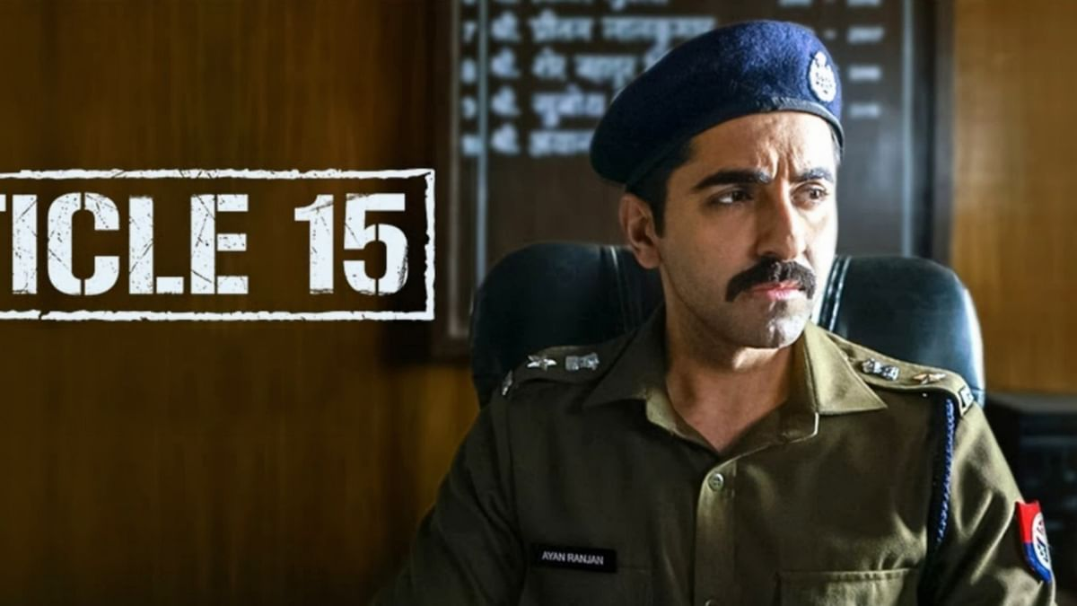 Article 15 Box Office Collection