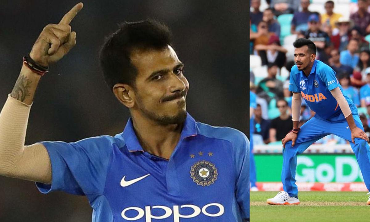 वर्ल्ड कप  से पहले टीम इंडिया के स्पिनर युजवेंद्र चहल का इंटरव्यू, बताई मैच की बारीकियां