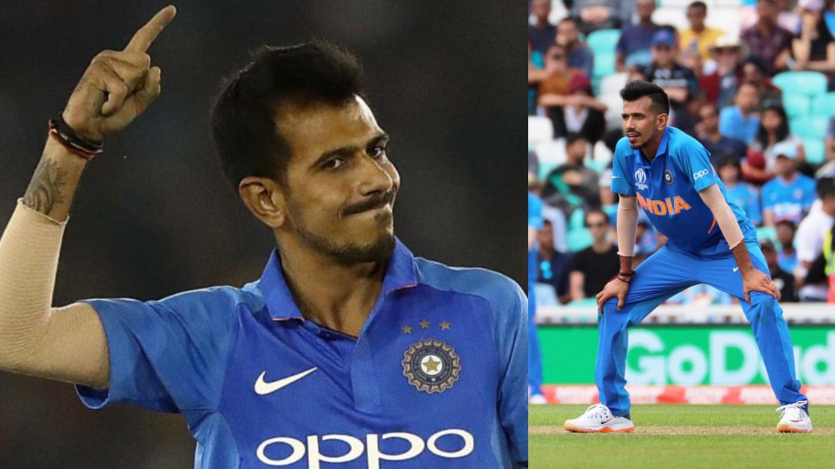टीम इंडिया के स्पिनर युजवेंद्र चहल