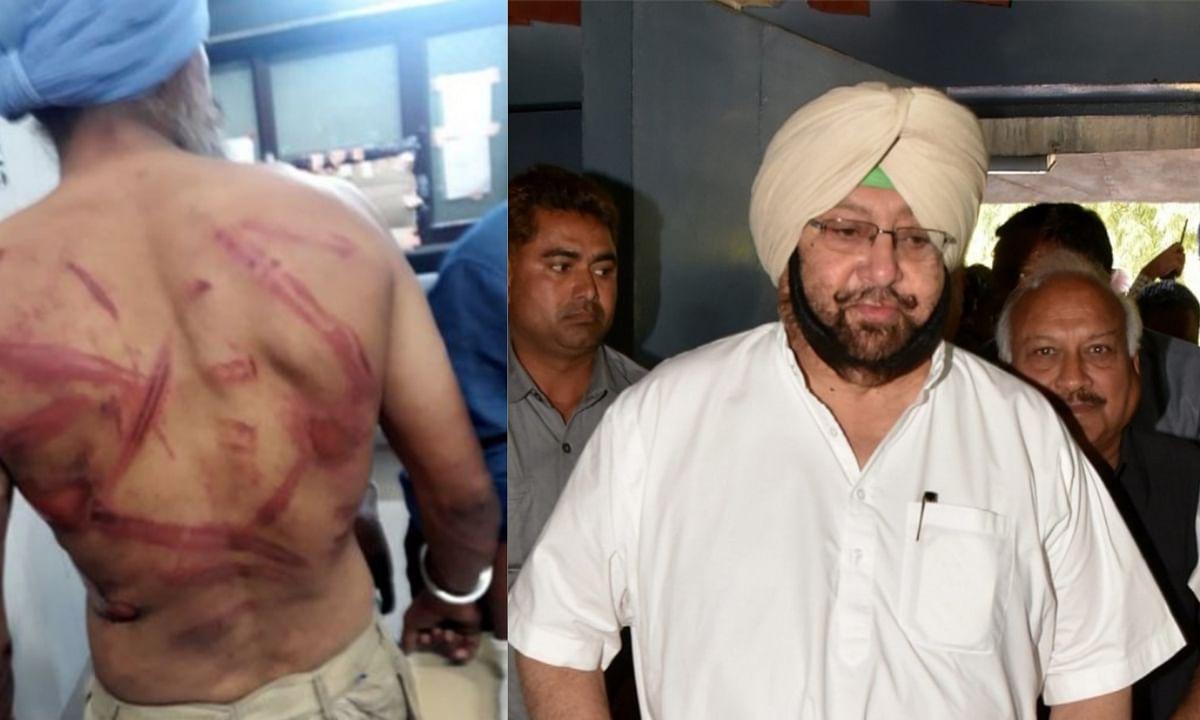 दिल्ली में हुई सिख  टेम्पो चालक की पिटाई तो छलका अमरिंदर सिंह का दर्द, कहा -