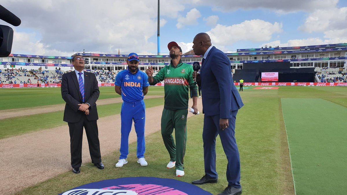 ICC World Cup India Vs Bangladesh