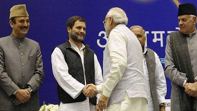 राहुल गाँधी का पीएम मोदी पर वार