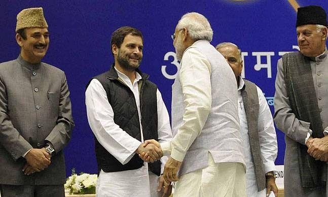 राहुल गांधी ने पीएम मोदी पर लगाया आरोप कहा 'अगर ऐसा हुआ तो पीएम ने देश को धोखा दिया'