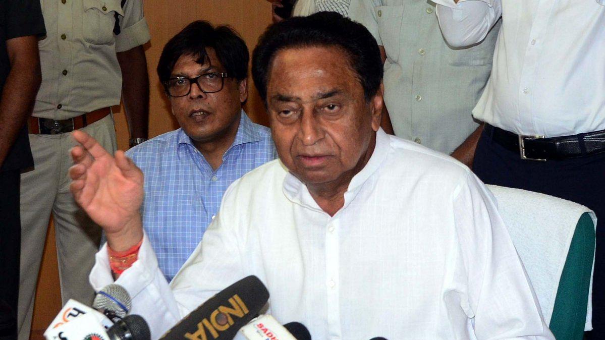 Madhya Pradesh Chief Minister Kamalnath